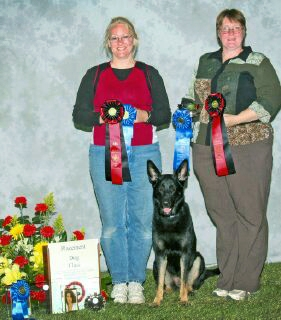 Vom Banach K9 Agililty and Competitive Obedience-Award03