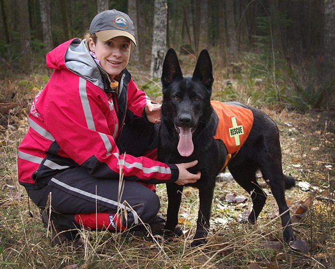 Search And Rescue Dogs For Sale | Vom Banach K9 - German